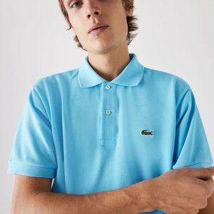 Lacoste Polo Shirt Baby Blue 4 S